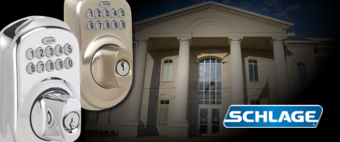 Schlage Door Security